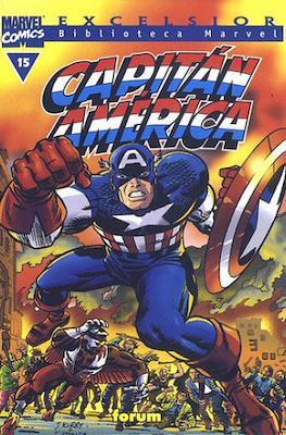Biblioteca Marvel: Capitán América (1999-2000) (Rústica 160 pp) #15