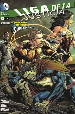 Liga de la Justicia. Nuevo Universo DC / Renacimiento (Grapa) #18