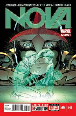 Nova Vol. 5 (Comic-Book) #5