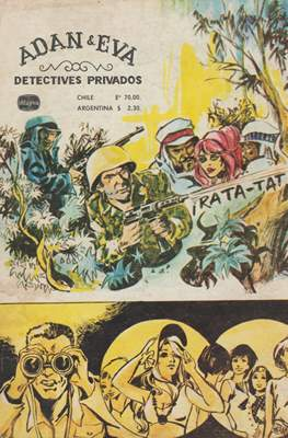 Adan & Eva. Detectives Privados #5