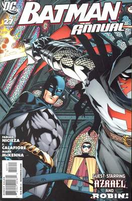 Batman Vol. 1 Annual (1961 - 2011) (Comic Book) #27