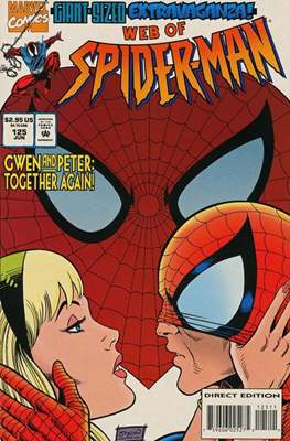 Web of Spider-Man Vol. 1 (1985-1995) (Comic-book) #125
