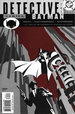 Detective Comics Vol. 1 (1937-2011; 2016-) (Comic Book) #761