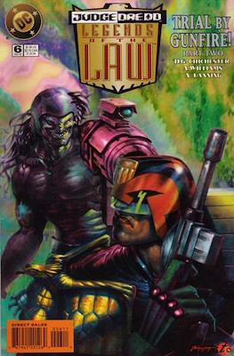 Judge Dredd Legends of the Law (Cómic grapa) #6