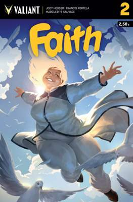 Faith (Grapa 24 pp) #2