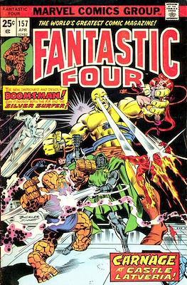 Fantastic Four Vol. 1 (1961-1996) (saddle-stitched) #157