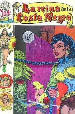 La Reina de la Costa Negra (2ª época - Grapa) #5