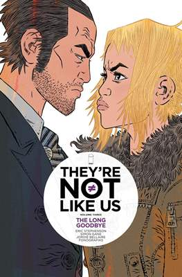 They're Not Like Us (Softcover) #3