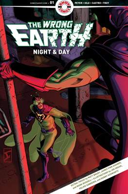 The Wrong Earth: Night & Day
