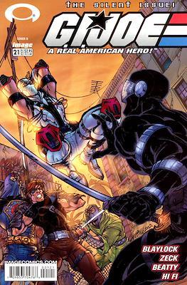 G.I.Joe: A Real American Hero (Comic-book. 24 pp) #21