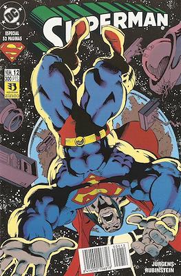 Superman (1993-1996) (Grapa, 48-72 páginas) #12