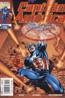 Capitán América Vol. 4 (1998-2000) (Grapa 28 pp) #13