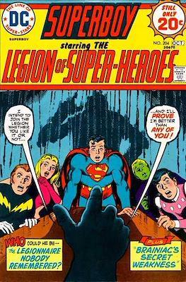 Superboy Vol.1 (1949-1977) #204