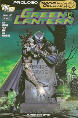 Green Lantern (2009-2012) (Grapa 72 pp) #8