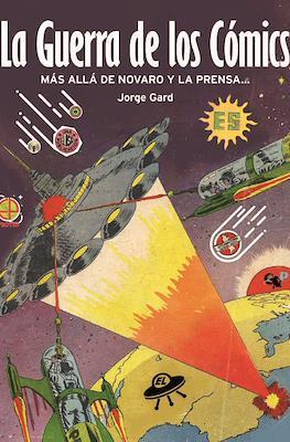 La Guerra de los Cómics (Rústica) #