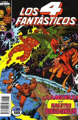 Los 4 Fantásticos Vol. 1 (1983-1994) (Grapa 36-32-24 pp) #84
