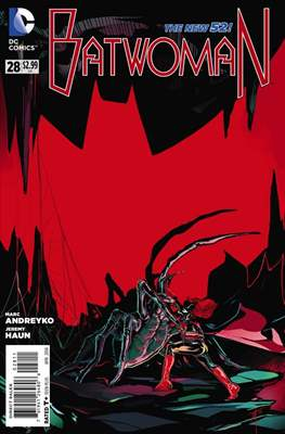 Batwoman Vol. 1 (2011-2015) (Comic-book) #28