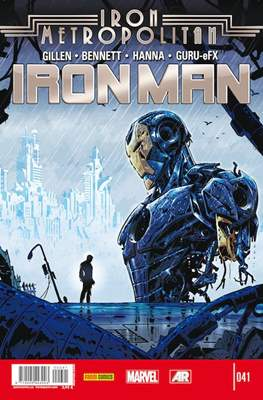 El Invencible Iron Man Vol. 2 (2011-) (Grapa - Rústica) #41