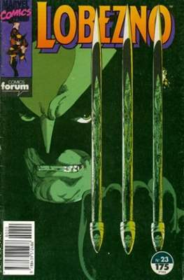Lobezno vol. 1 (1989-1995) (Grapa) #23