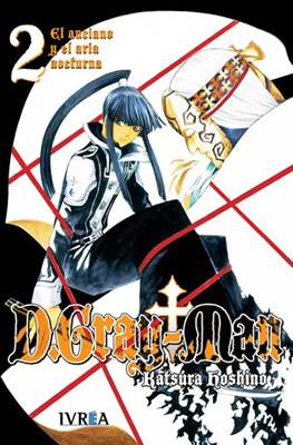 D.Gray-Man (Rústica con sobrecubierta) #2