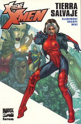 X-Treme X-Men: Tierra salvaje (2002)