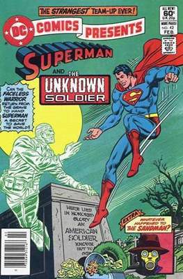 DC Comics Presents: Superman (Grapa) #42
