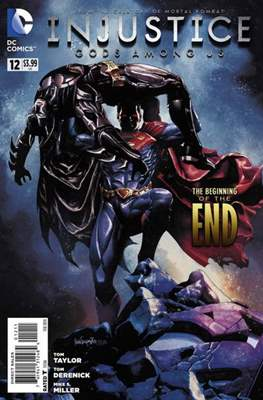 Injustice: Gods Among Us (Cómic-Book) #12