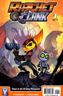 Ratchet & Clank (Grapa) #1