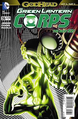 Green Lantern Corps Vol. 3 (2011-2015) (Comic-Book) #36