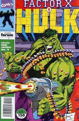 Factor X y Hulk #1