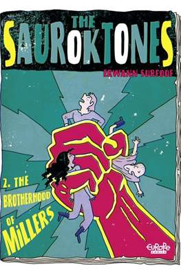The Sauroktones #2