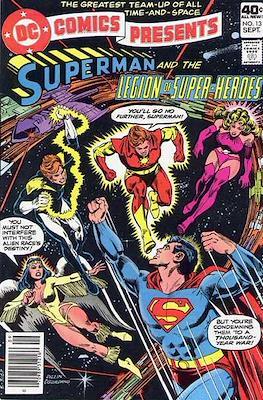 DC Comics Presents: Superman (Grapa) #13