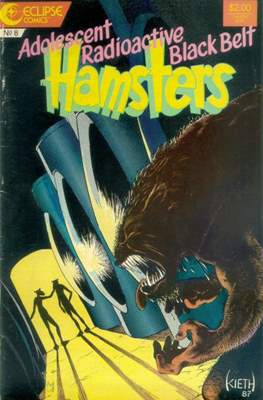 Adolescent Radioactive Black Belt Hamsters (1986-1988) #8