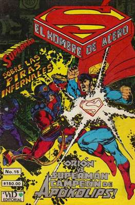 Superman Vol. 1 (Grapa. 1986-2001) #15