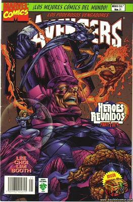 Los Poderosos Vengadores Avengers (Grapa) #21