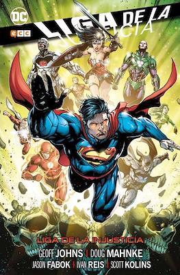 Liga de la Justicia de Geoff Johns (Cartoné) #6