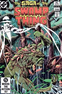 Swamp Thing (1982-1996) (Comic Book) #14
