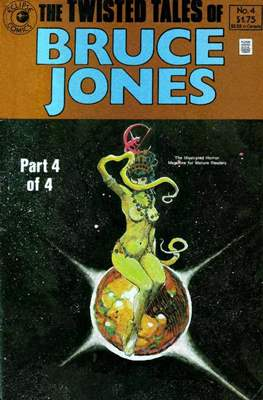 The Twisted Tales of Bruce Jones (Comic Book) #4