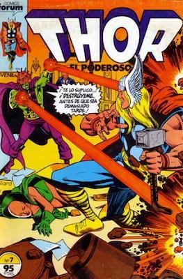 Thor, el Poderoso (1983-1987) #7