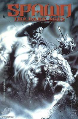 Spawn. The Dark Ages (Grapa 24 pp) #3