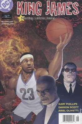King James. Starring LeBron James