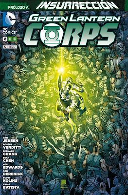 Green Lantern Corps. Nuevo Universo DC (Rústica) #5