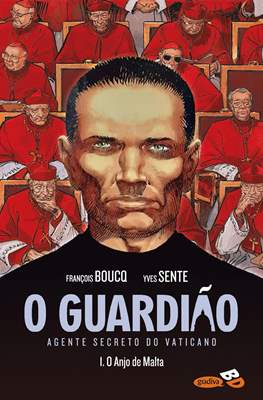 O Guardião - Agente Secreto do Vaticano #1