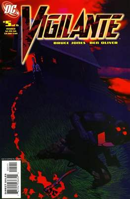 Vigilante (2005) (Comic Book) #5