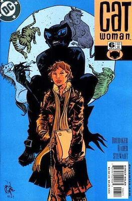 Catwoman Vol. 3 (2002-2008) (Comic Book) #6