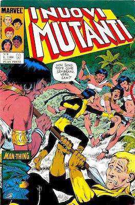 I Nuovi Mutanti (Spillato-brossurato) #8