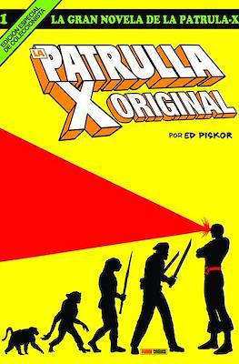 La Gran Novela de la Patrulla-X #1