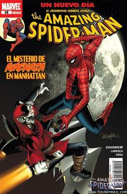 The Amazing Spider-Man (2005-2013) (Grapa) #28
