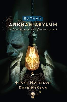 Batman Arkham Asylum - DC Black Label
