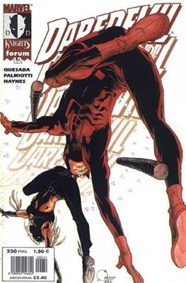 Marvel Knights: Daredevil Vol. 1 (1999-2006) #12